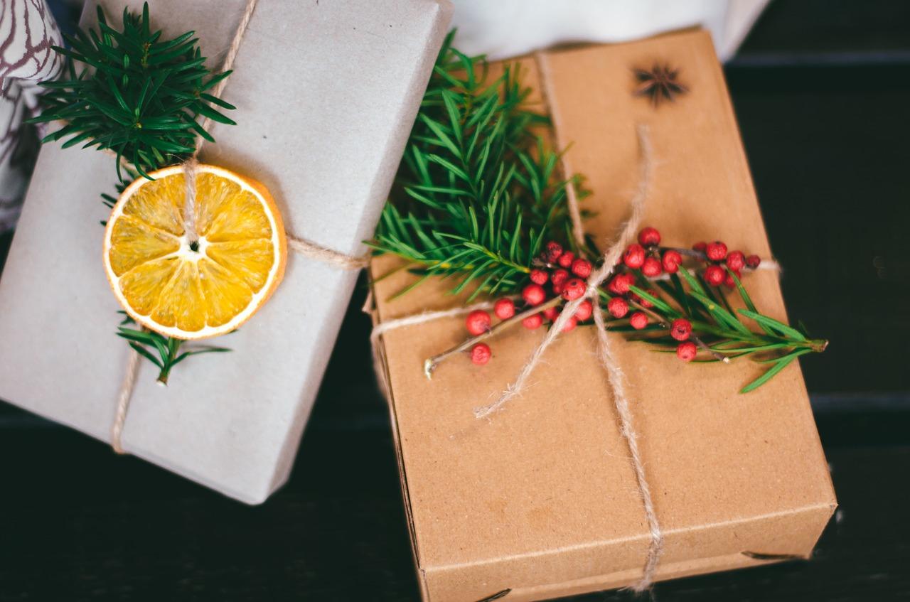 Ręcznie robione prezenty na święta Bożego Narodzenia